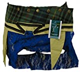 Search : One Size Wrap Scottish Tartan Kilt Wraparound Skirt ( Goth Steampunk Psytrance T