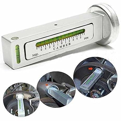 fireangels coche rueda herramienta de alineación herramienta calibre magnética cuatro alineadores cuatro posición reparación de neumáticos Car- detector: ...