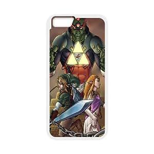 Treasure Design Zelda Apple iPhone 6 5.5 Inch TPU Cases Covers
