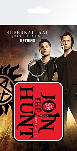 Supernatural 7 Porte clés The X Hunt Join Cm 15 rCrwSFq