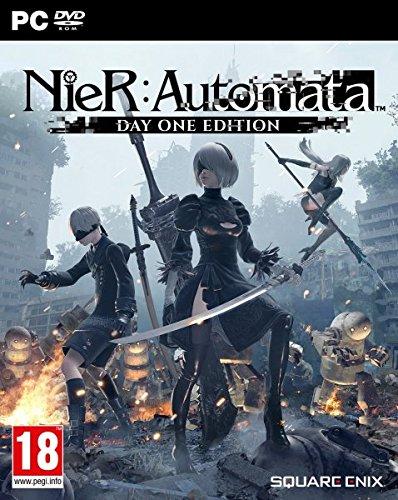 5 opinioni per Nier: Automata- Day-One Edition- PC