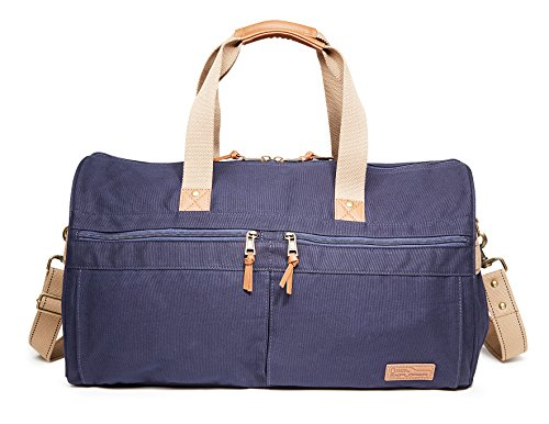 National Geographic Cape Town 21 Inch Carry-On Duffel, Navy, One Size