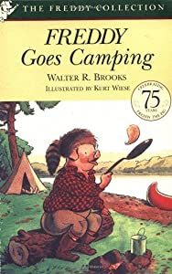 Freddy Goes Camping by Brooks, Walter R. (2003) Paperback