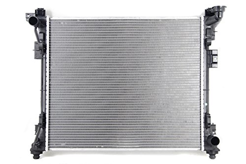 (OSC Cooling Products 13064 New Radiator)