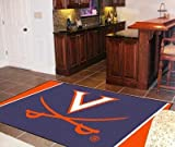 Sports Rug - University of Virginia (4 ft. x 6 ft.)