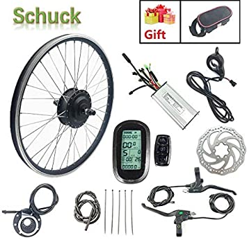 Schuck Kit de conversión de Bicicleta eléctrica Motor de Cubo de ...
