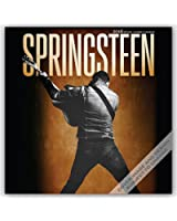 Bruce Springsteen 2016 Square 12x12 Live Nation (Multilingual Edition)