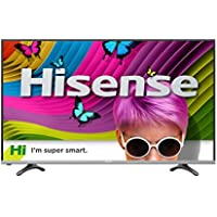 Hisense 55H8050D 55-inch class (54.6' diag.) 4k / UHD Smart TV - HDR comp, Local Dimming, Smart, BT Audio
