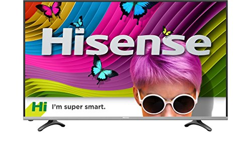 Hisense 50-inch 4K HDR Compatible UHD Smart TV