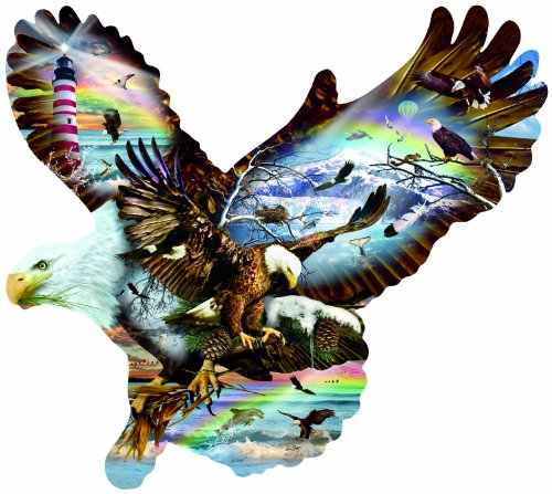 Eagle Eye 1000 pc Jigsaw Puzzle