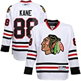 Reebok Chicago Blackhawks Patrick Kane Premier Road Jersey Small