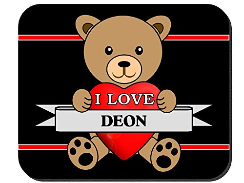 I Love Deon Mouse Pad