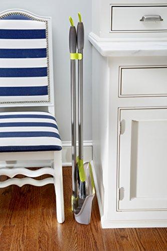 Casabella Wayclean Upright Sweep Set, 35-Inch Broom by Casabella (Image #1)