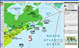 Ham-Radio-World-Map-with-DXCC-Country-List-2017-Edition-24x36