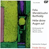 Mendelssohn : Musique sacrée VII