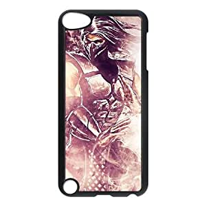 Mortal Kombat 1 iPod Touch 5 Case Black Cell Phone Case Cover EEECBCAAK00821
