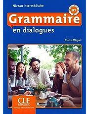 Grammaire en dialogues: Niveau intermédiaire - 2ème édition. Schülerbuch + mp3-CD + Online