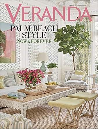 veranda magazines. Black Bedroom Furniture Sets. Home Design Ideas