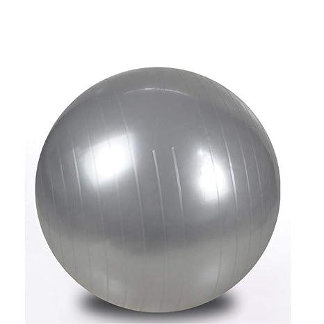 Pelota Suiza Gym Ball 75CM Bola para Pilates Yoga Fitness Pelota ...
