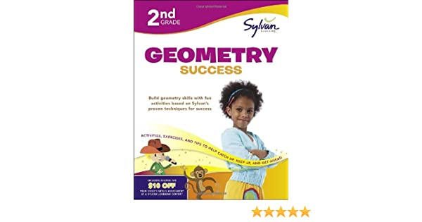 Second Grade Geometry Success (Sylvan Workbooks) (Sylvan Math ...