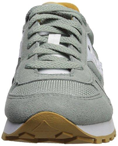 Vert Original Suède Low Shadow Sneaker Blanc Femmes Saucony qTwYgU5