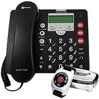 Amplicom 95408 PowerTel 765 Responder Amplified Phone