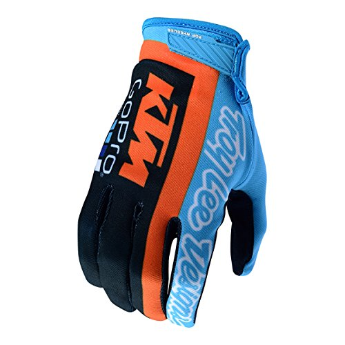 Troy Lee Designs KTM Team Air Youth Motocross Dirt-Bike Off-Road Motorcycle Gloves
