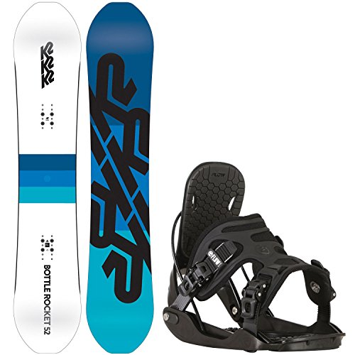 152 cm mens snowboard package - 4