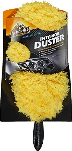 Armor All 17619 1 Pack Microfiber Noodle Tech Interior Duster