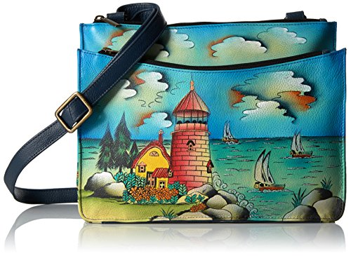 anuschka-anna-by-hand-painted-leather-multi-compartment-crossbody-lth-lighthouse