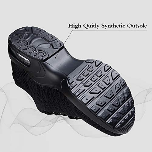 Women's Running Shoes Breathable Air Cushion Sneakers 5