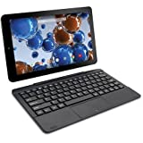 RCA RCT6303W87DK 10-Inch 32GB Tablet (Black) with Detachable...