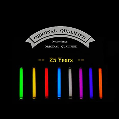 Duebel 3 x 22,5 tritio Vial, self-luminous brilla en la ...