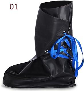 Botte Pluie Imperméable qz Housse de Chaussure antidérapante Housse de Protection antidérapante antidérapante