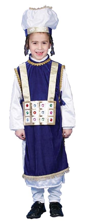 Dress up America Traje de Sumo Sacerdote judío para niños ...
