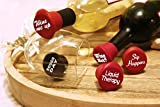 5-Wine-Stoppers-Gift-Box-Perfect-Wine-Gift-Accessory-Set-of-5-Funny-Silicone-Wine-Reusable-Caps-Stoppers-for-Wine-and-Beer-Bottles