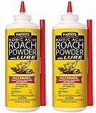 Harris Boric Acid Roach Powder With Lure, 16 oz.