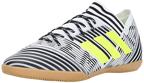 Picture of adidas Performance Men's Nemeziz Tango,WHITE/SOLAR YELLOW/BLACK,10.5 Medium US