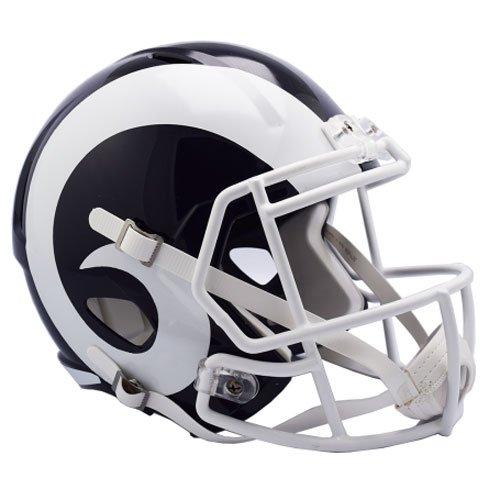 (Riddell NFL Los Angeles Rams Helmet Pocket Pro, One Size, Team Color)