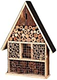 Natural insect hotel, 35 × 50 × 9 cm