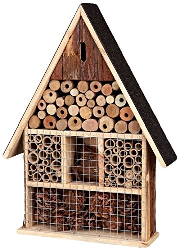 Natural insect hotel, 35 × 50 × 9 cm Trixie 4011905595023