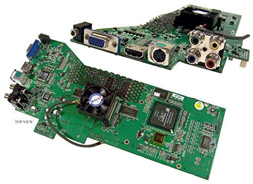 (Toshiba 104-3MTG0110D-E Main PC-Board Assembly 75005572)