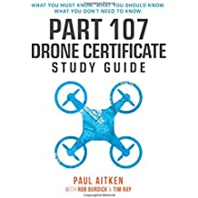 Part 107 Drone Certificate Study Guide
