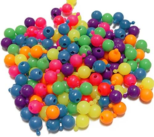 Pop Beads 12Mm /& 25Mm 113G Pearl Multicolor