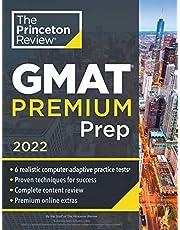 Princeton Review GMAT Premium Prep, 2022: 6 Computer-Adaptive Practice Tests + Review & Techniques + Online Tools (2022)
