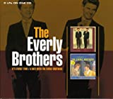 the Everly Brothers: It's Everly Time/a Date With (Audio CD)