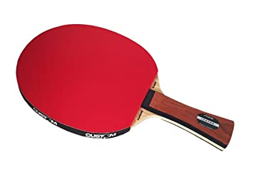 table tennis bats. stiga allround classic table tennis bat + free case bats b