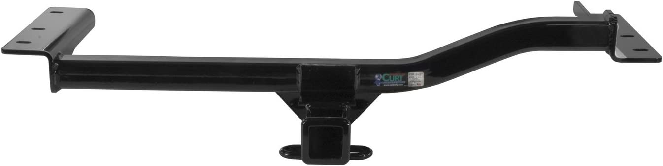 Reese Towpower 44675 Class III Custom-Fit Hitch with 2 Square Receiver Opening Includes Hitch Plug Cover