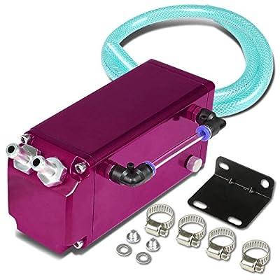 DNA Motoring OCT-G-PP Oil Catch Tank: Automotive