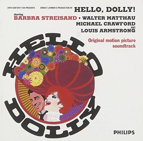 VA-Hello Dolly-REISSUE OST-CD-FLAC-1994-EiTheL Download